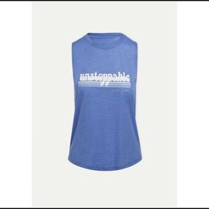 Peloton for Spiritual Gangster Unstoppable Tank